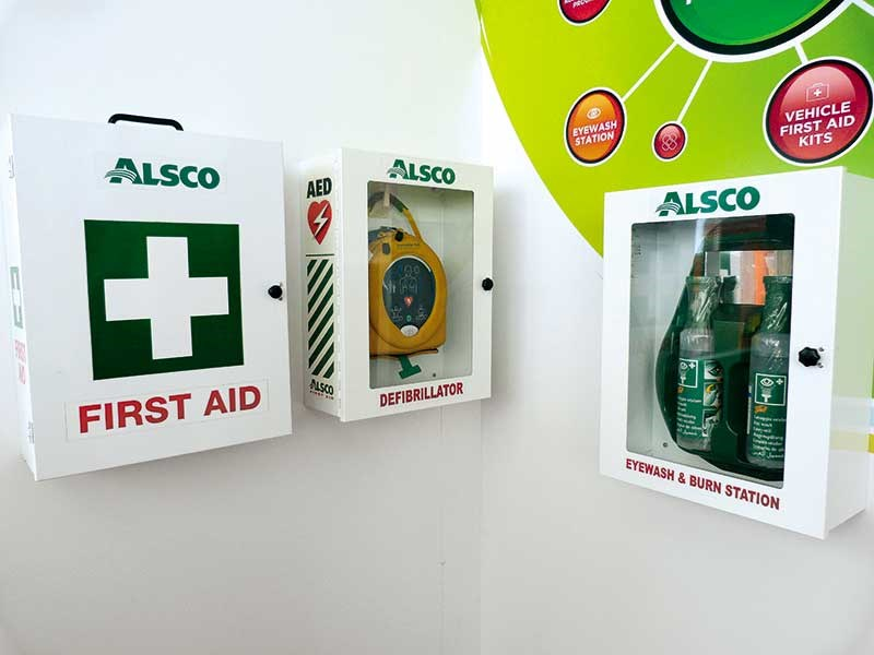 Alsco EcoSafe parts cleaner