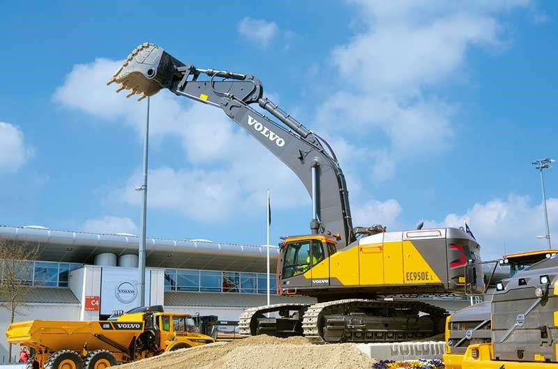 Bauma 2016 highlights