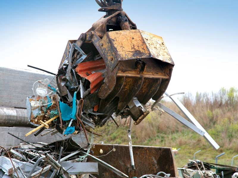 Business profile: Bay Press Metal Recyclers