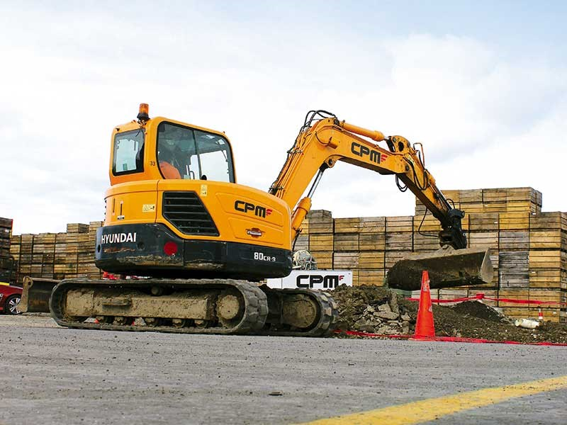 Business profile: CPM/Russell Roads
