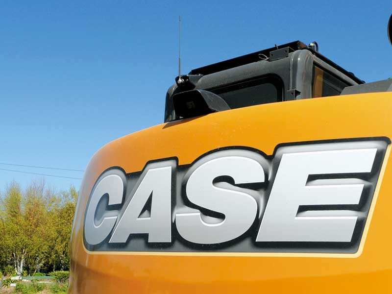 Case CX145C SR excavator review