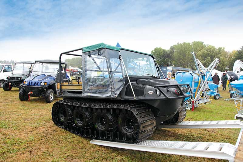 Photos: Central Districts Field Days 2016
