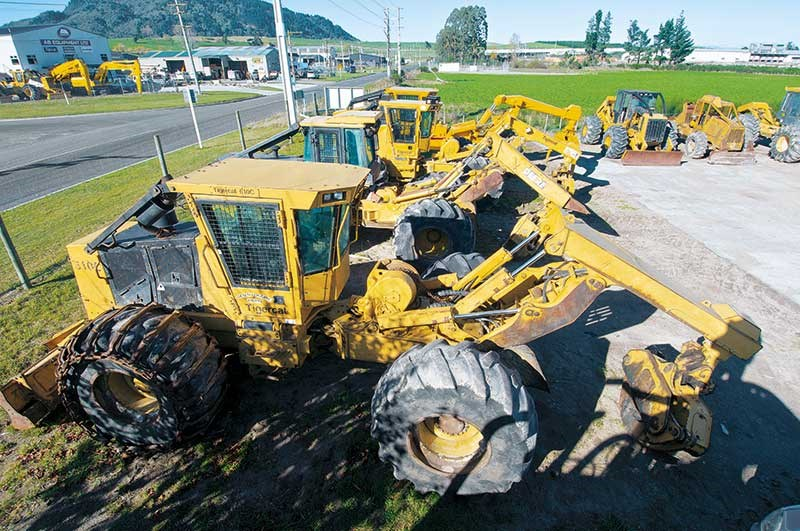 Business profile: Contractors Plant NZ