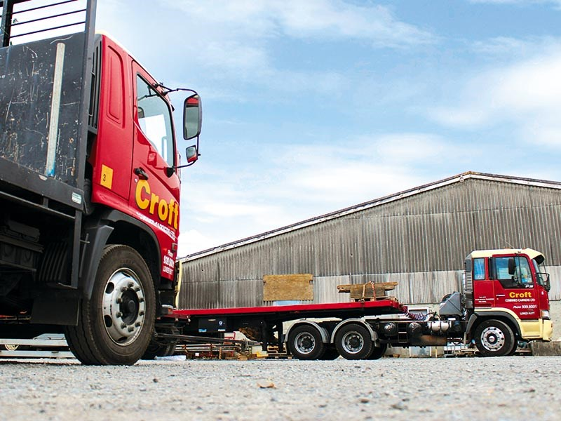 Business profile: Croft Combined Carriers