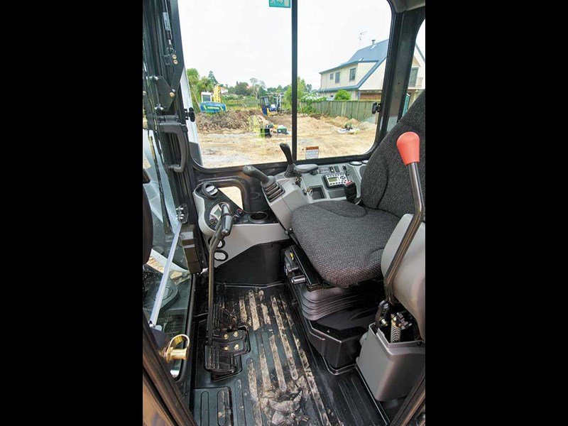 Bobcat E50 excavator review