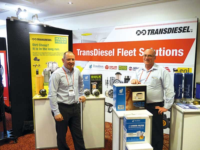 Transport Fuels and Fleet Management Summit 2015