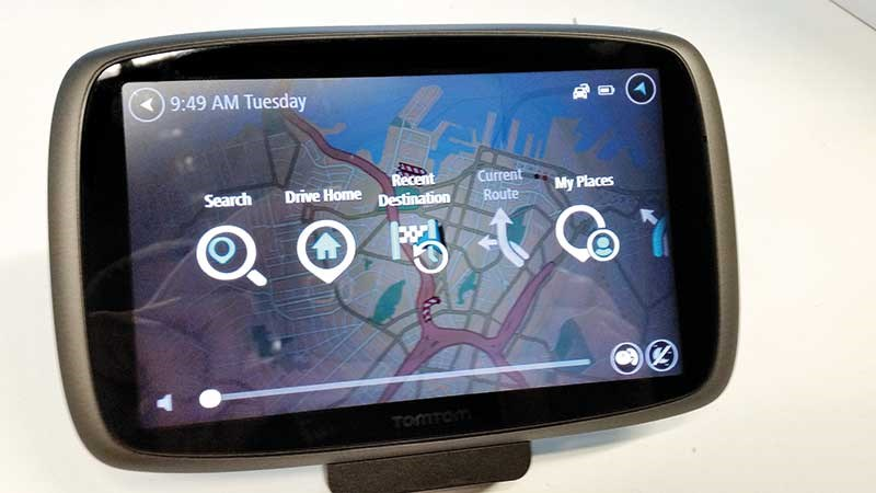 TomTom GO6100 review