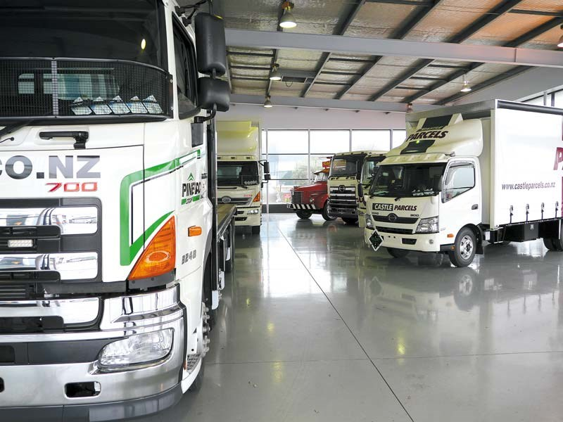 A new view: Hino GM Michael Doeg