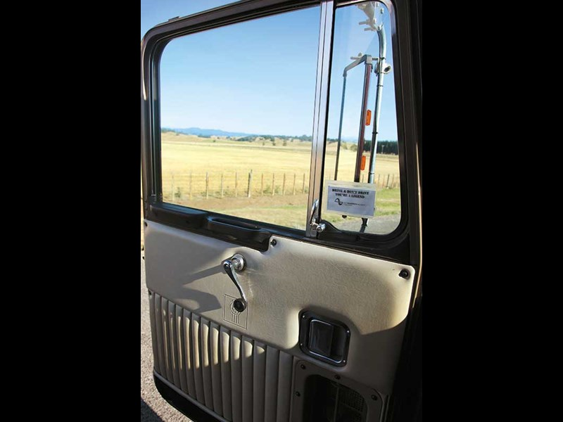 Check out this lovingly maintained 1980 K100 Kenworth…