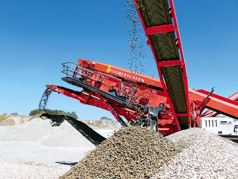 Earthworks and aggregates: KB Contracting & Quarries Ltd
