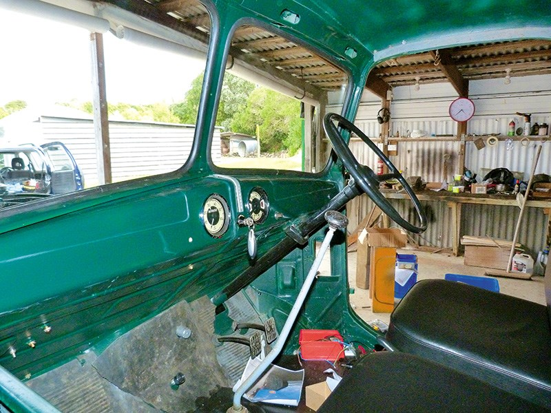 K Bedford restoration project: part 7