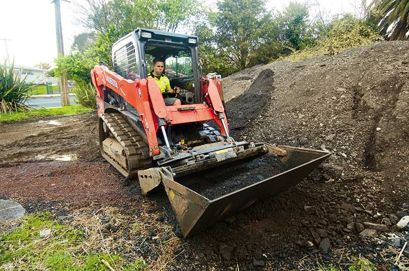 Kubota SVL75 review