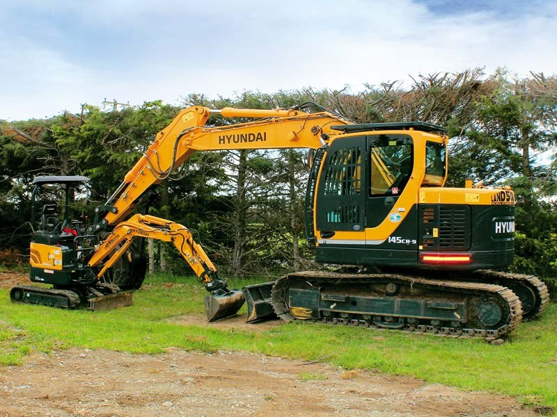 Land Solutions' new Hyundai gear