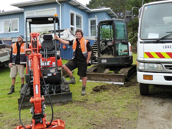 Business profile: Lone Kauri Construction