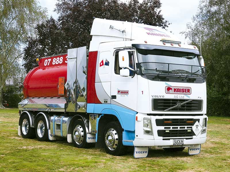 Matamata Truck & Machinery Festival 2016
