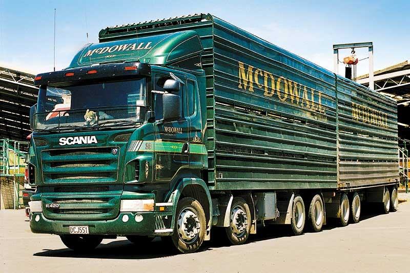 Old school trucks: F W McDowall (pt 1)