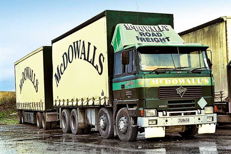 Old school trucks: FW McDowall pt 2