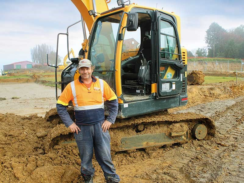 Business profile: Moon Civil & Drainage