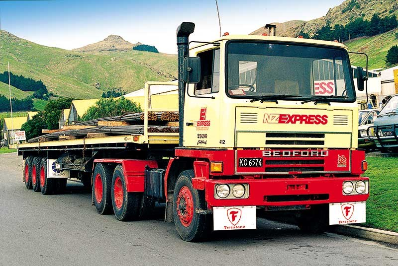 old school trucks nz express. Black Bedroom Furniture Sets. Home Design Ideas