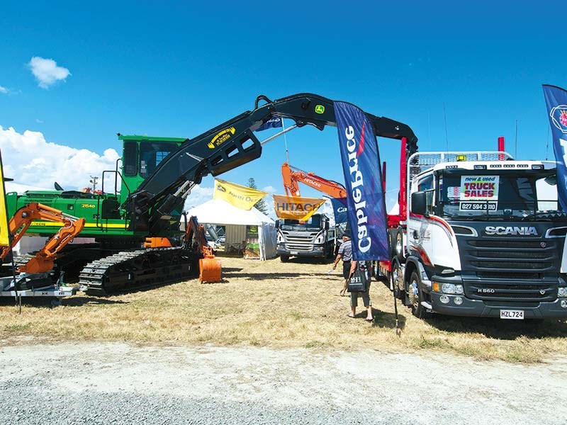 Photos: Northland Fieldays 2015