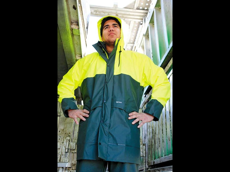 Oringi: wet and cold weather gear