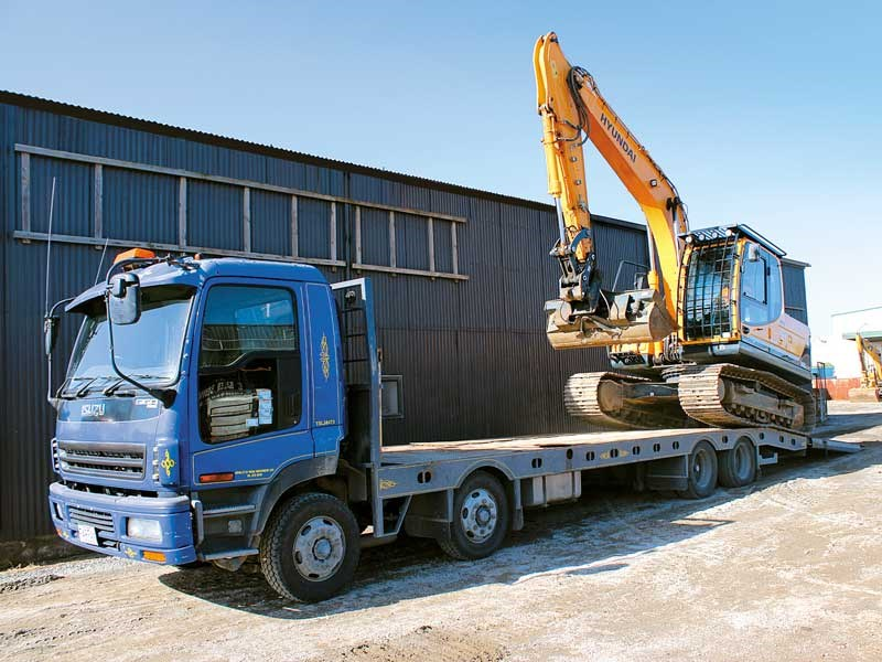Business profile: Hewletts Road Machinery