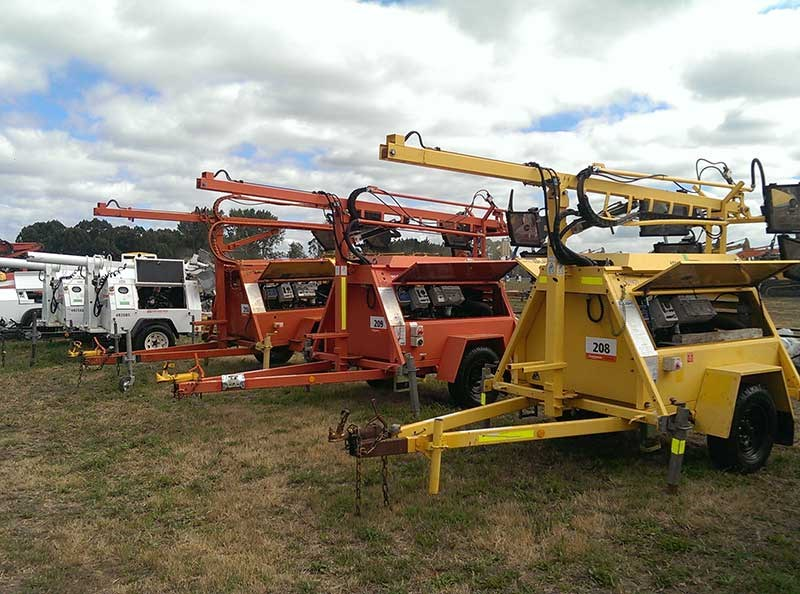 Ritchie Bros auction at Mystery Creek 2016