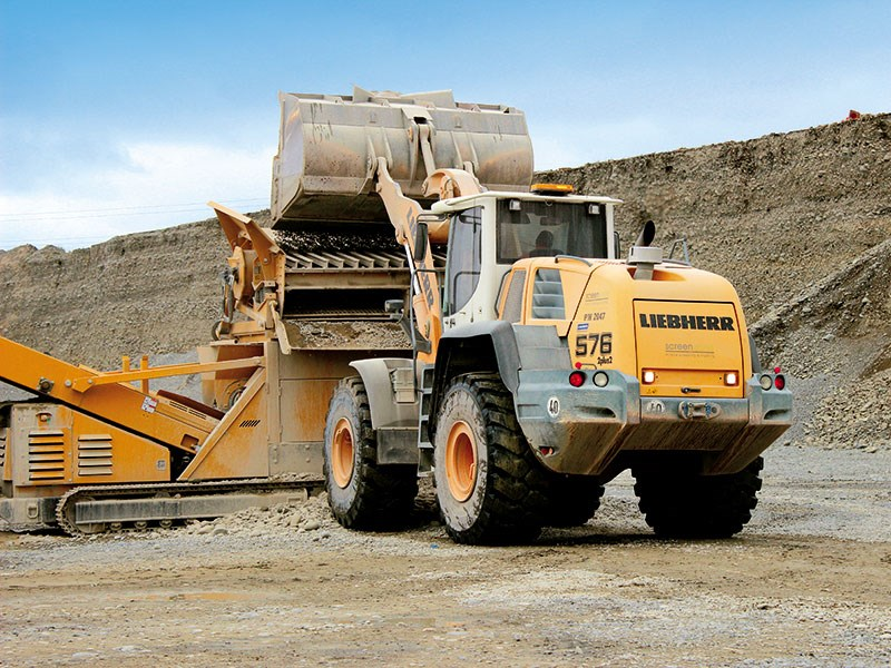 Sustainable quarrying: Southern Screenworks