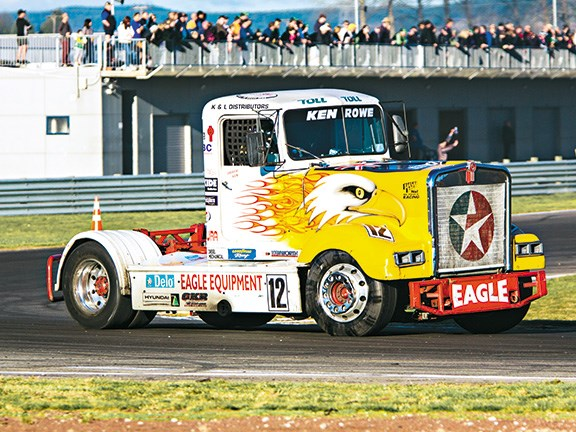 NZ SuperTrucks return to Pukekohe