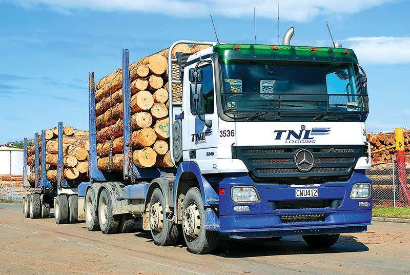 Old school trucks: TNL Freighting (pt 3)