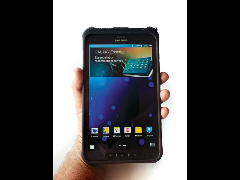Review: Samsung Galaxy Tab Active