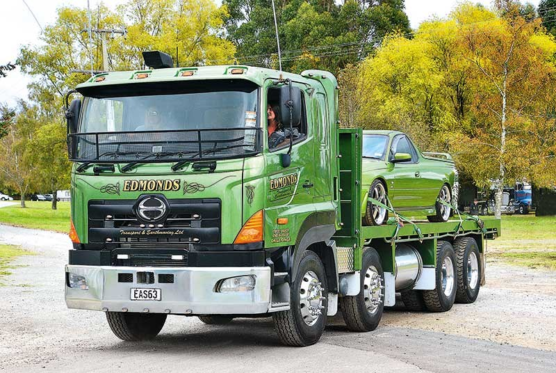 Photos: 2016 Taupo Truck Show 'N' Shine
