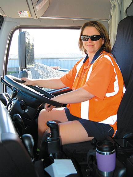 Women in trucking: Tracy Carter