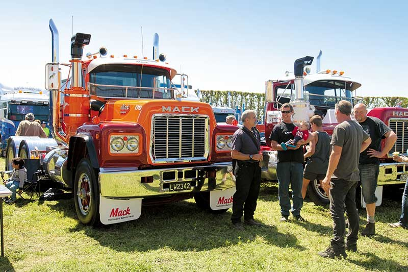 Ride in a Truck Day 2015
