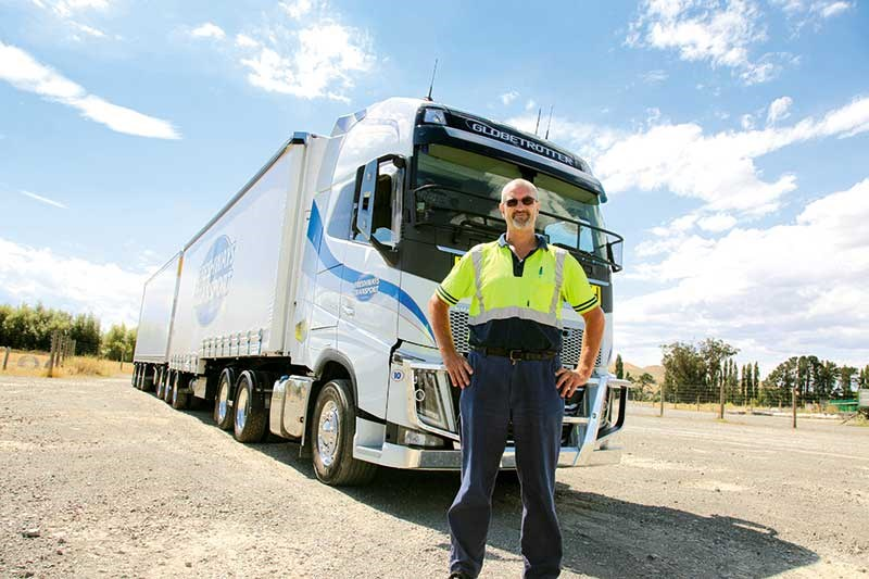 Business profile: Weatherell Transport