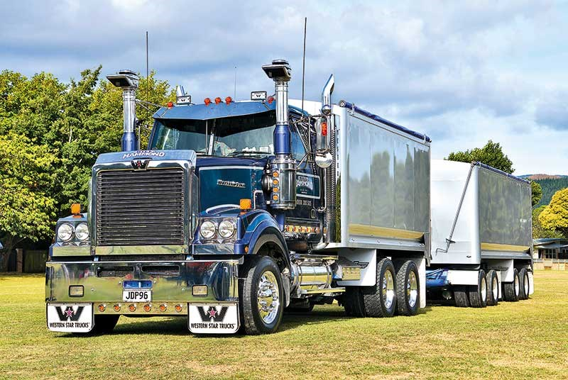 Great Wellington Truck and Transport Show 2016