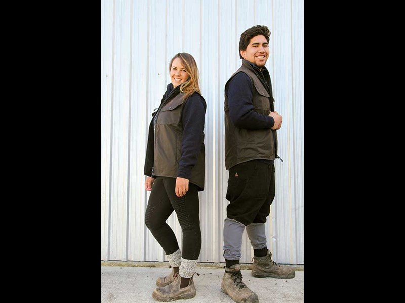 New winter gear from NZ Natural Clothing