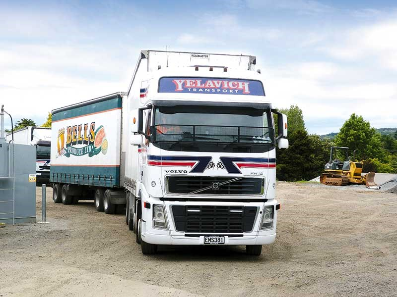 Business profile: Yelavich Transport