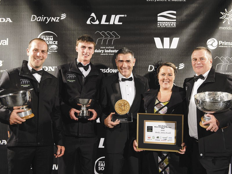 Entries rolling in for New Zealand Dairy Industry Awards