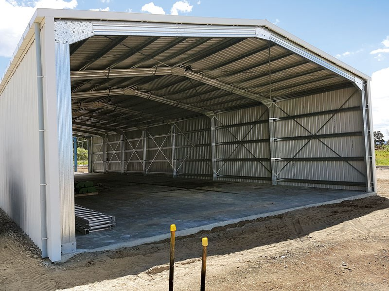 Business Profile: Sheds4U