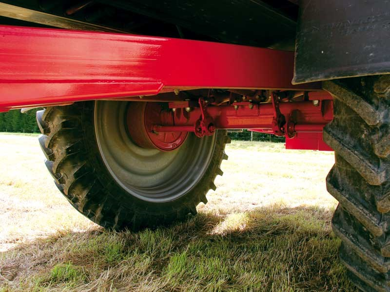 Test: Bredal F8 Precision Spreader