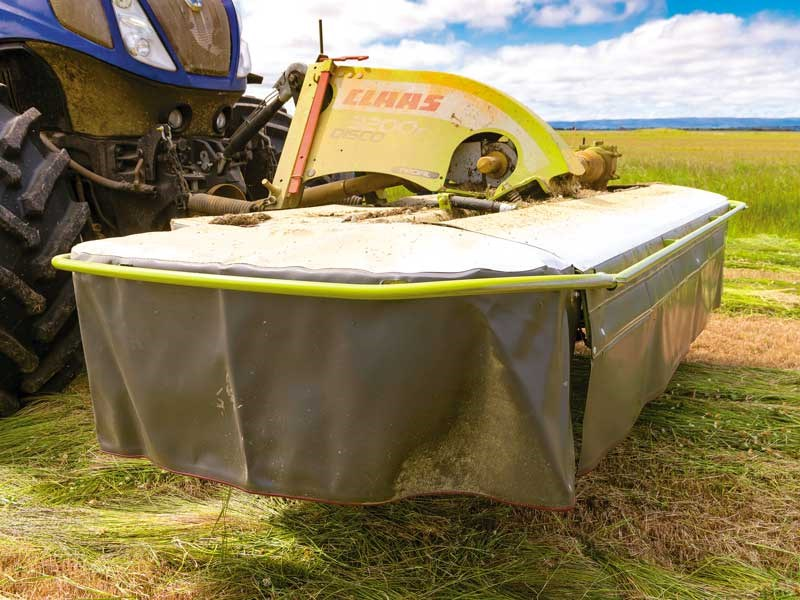 Test: Claas Disco Triple Mower Combo
