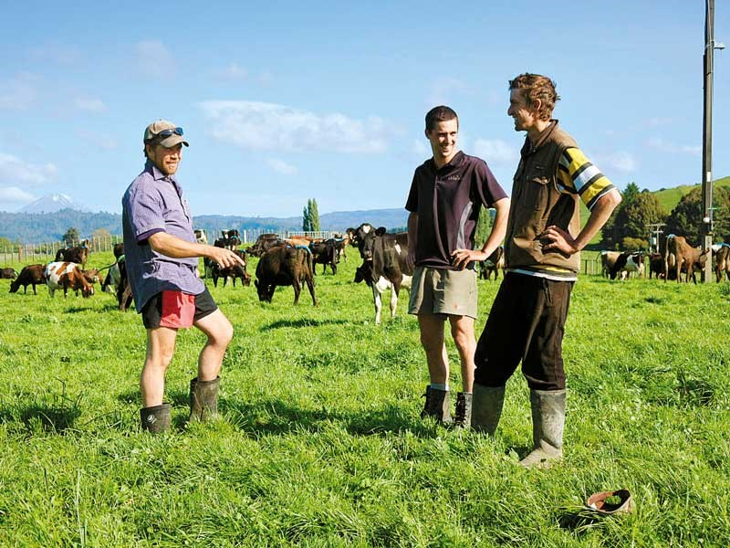 Sustainability: Pasture-First farming