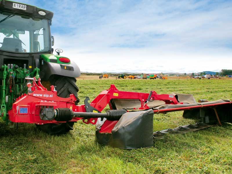 Webbline SIP 340S Disc Mower