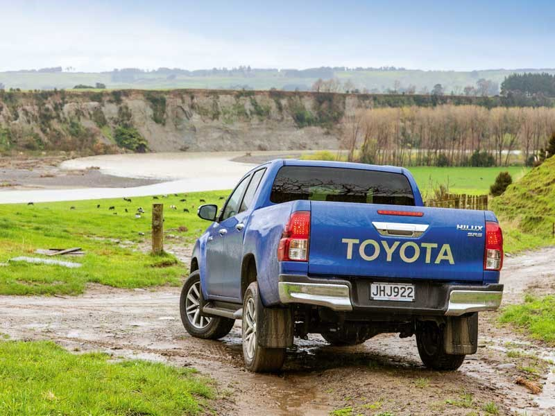 Exclusive Toyota partnership with Farmlands