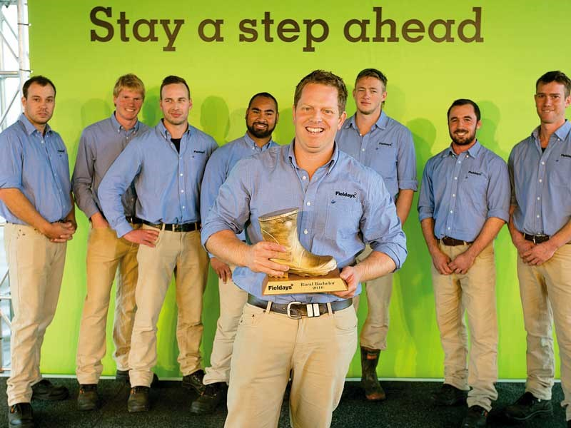 Fieldays' Rural Bachelor of the Year returns