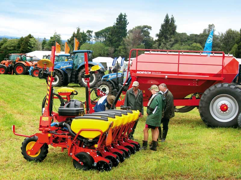 NZ Soil Management Field Days