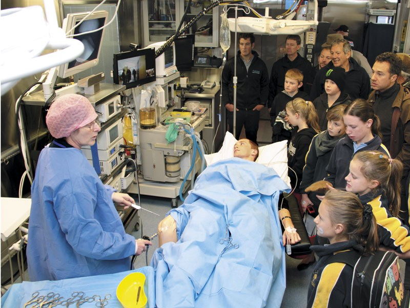 Fieldays Health Hub aims to improve the health of rural people