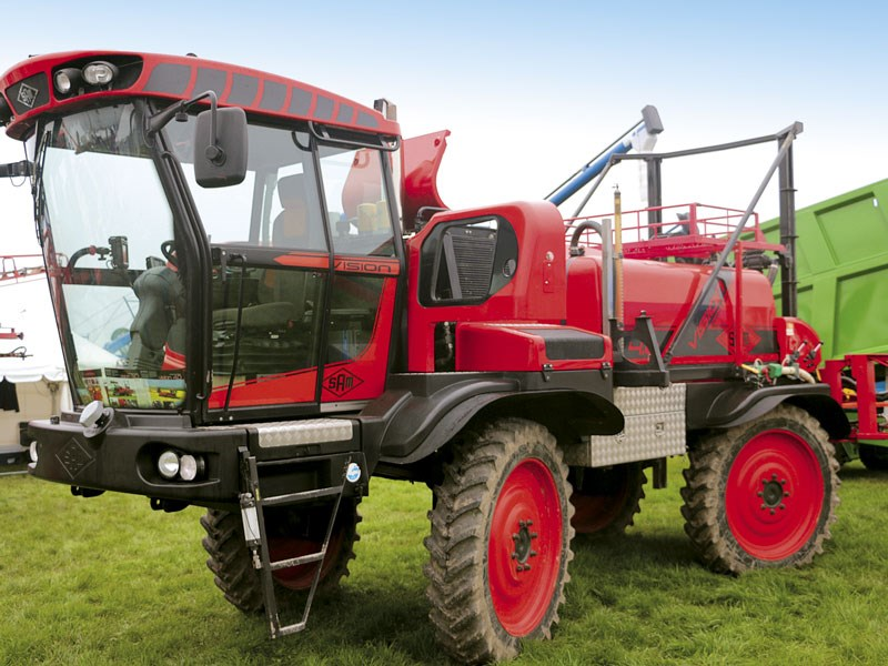 South Island Agricultural Field Days