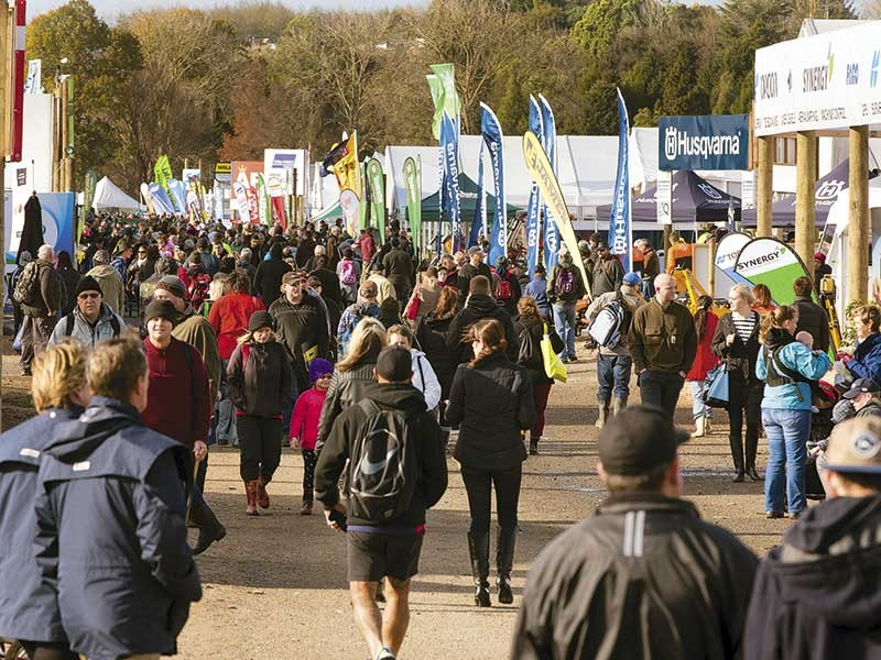 New Zealand Agricultural Fieldays 2017